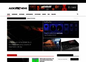 audiopronews.com