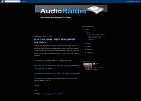 audioraider.blogspot.com