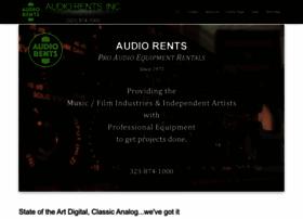 audiorents.com