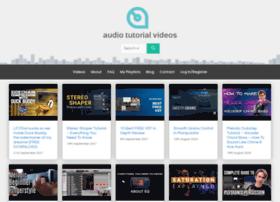 audiotutorialvideos.com