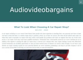 audiovideobargains.com