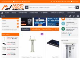 audiovisualstore.com.ng