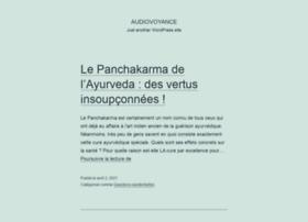 audiovoyance.fr