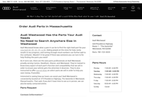 audipartssuperstore.com