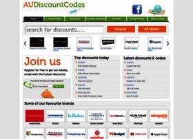 audiscountcodes.com