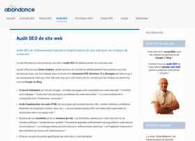 audit.abondance.com