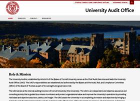 audit.cornell.edu