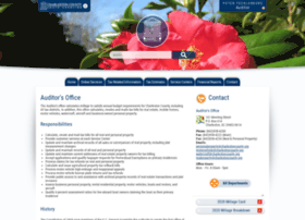 auditor.charlestoncounty.org