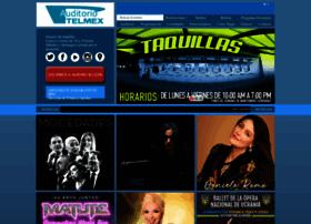 auditorio-telmex.com.mx