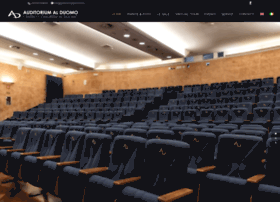 auditoriumalduomo.com