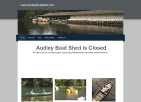 audleyboatshed.com