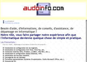 audoinfo.com