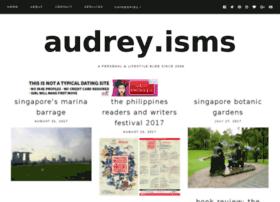 audreyisms.com