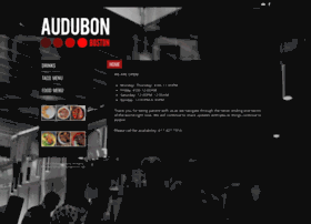 audubonboston.com