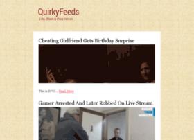 audy.quirkyfeeds.com