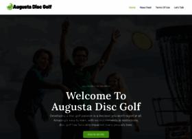 augustadiscgolf.com