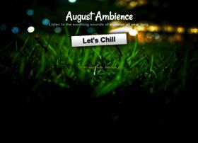 augustambience.com