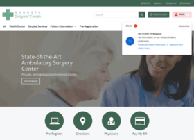 augustasurgicalcenter.com