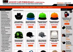 augustcaps.com