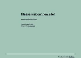 augustineunitedchurch.org
