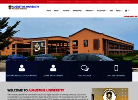 augustineuniversity.edu.ng
