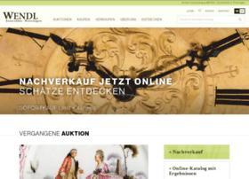 auktionshaus-wendl.com