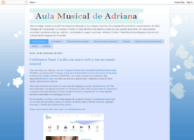 aulamusicaldeadriana.blogspot.com