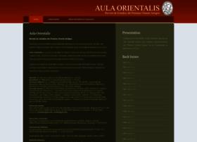 aulaorientalis.org
