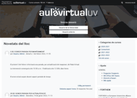 aulavirtual.uv.es