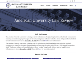 aulawreview.org