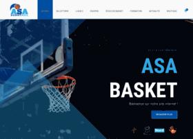 aulnoye-basket.com
