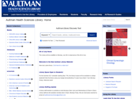 aultman.libguides.com