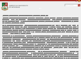 aum.edu.mm