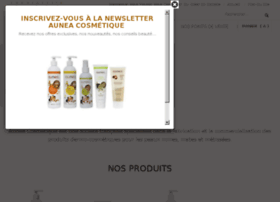 aunea-cosmetique.com