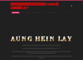 aungheinlay.weebly.com