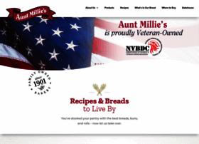 auntmillies.com