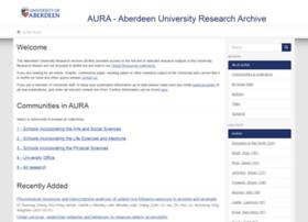 aura.abdn.ac.uk