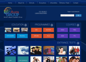 aura.edu.in