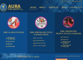 aurafiresafety.com