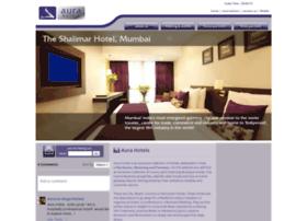 aurahotelsindia.com