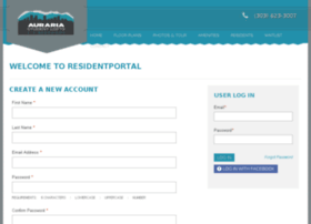 aurariasl.residentportal.com