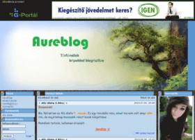 aureblog.gportal.hu