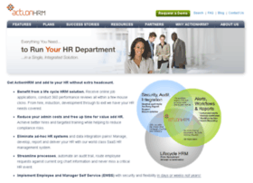 aurecruitment.actionhrm.com