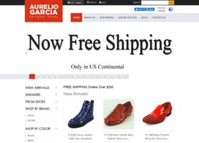 aureliogarciashoes.com
