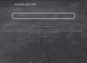 aurora-pro.net