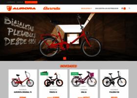 aurorabikes.com.ar