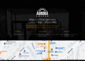 auroracoffee.com