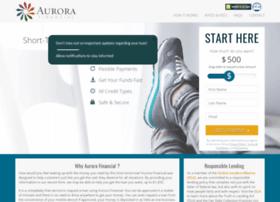 aurorafinancial.quickfinancial.net