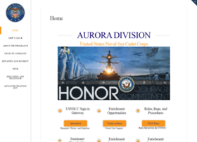 auroraseacadets.org