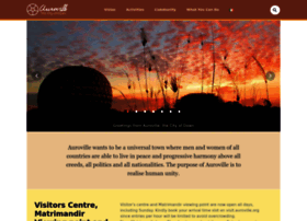 auroville.org